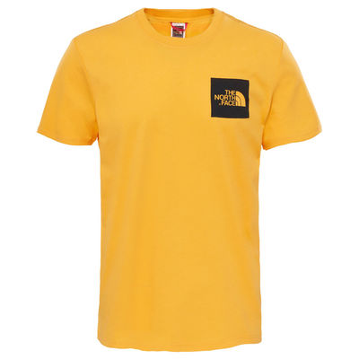 The North Face S/S Fine Tee Zinnia Orange