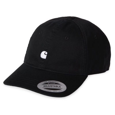 Carhartt WIP Madison Logo Cap Black/Wax