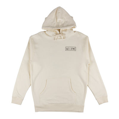 Welcome Latin Tali 2 GPullover Hood Bone / Prism