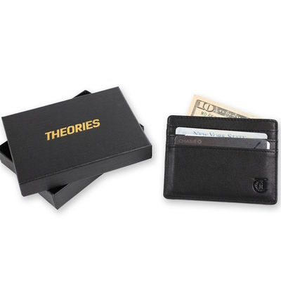 Theories Of Atlantis Lantern PU Card Wallet Black