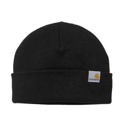 Carhartt WIP Stratus Hat Low Black