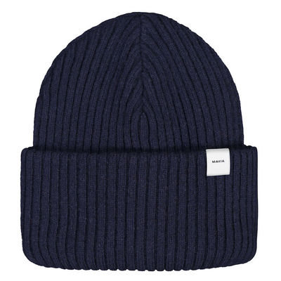 Makia Deal Beanie Navy