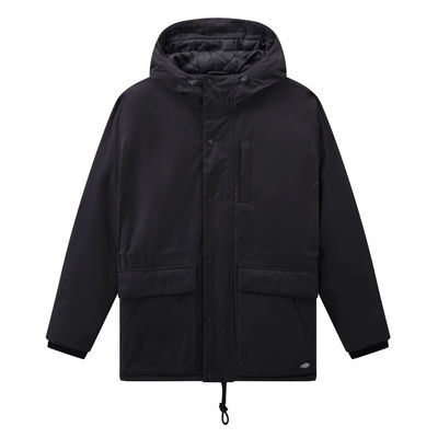 Dickies Olla Fishtail Parka Black