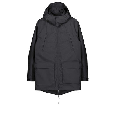 Makia Fishtail Jacket Black