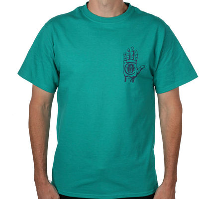 Theories Of Atlantis Mystic Advisor T-shirt Jade