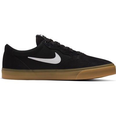 Nike SB Chron Solarsoft Black/White-Black-Black