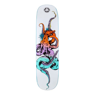 "Welcome 8,125"" Seahorse 2 Amulet White/Prism"