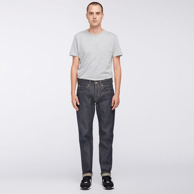 Edwin ED-55 63 Rainbow Selvage Denim Unwashed