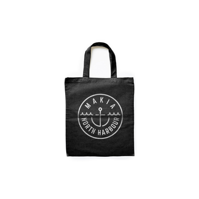 Makia Crown Tote Bag Black