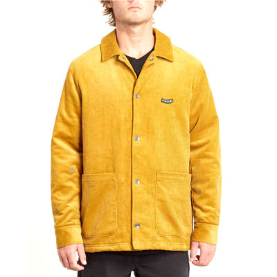 Volcom Benvord Jacket Golden Brown