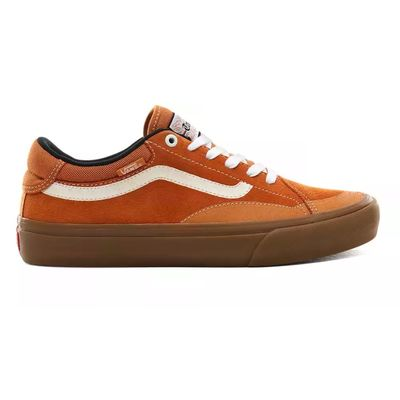 Vans TNT Advanced Prototype (Gum) Golden Oak/ White