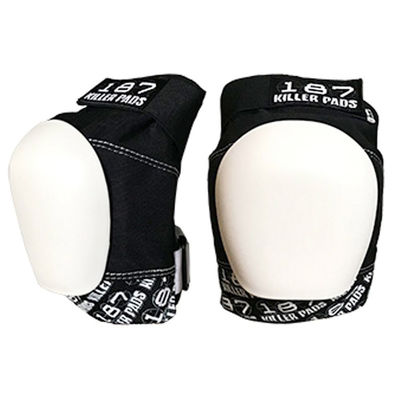 187 Killer Pads Pro Knee Black/ White