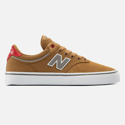 New Balance Numeric 255 Brown/Red