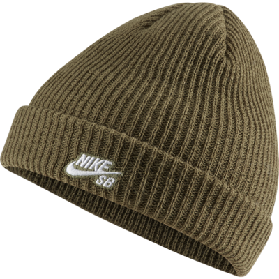 Nike SB Fisherman Cap Medium Olive/ White