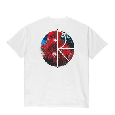 Polar Skate Co. Callistemon Fill Logo Tee White