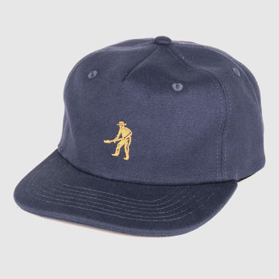 PassPort Workers 5 Panel Cap Navy
