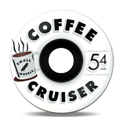 Sml. Coffee Cruiser Ghosts 54mm 78a