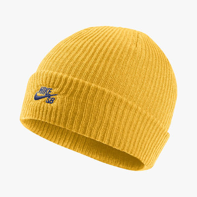 Nike SB Fisherman Cap Yellow Ochre/Blue Void