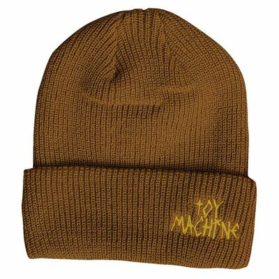Toy Machine Tape Logo Beanie Austin