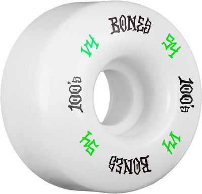 Bones Wheels OG 100's #12 V4 54mm