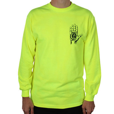 Theories Of Atlantis Rasputin Long Sleeve Safety Green