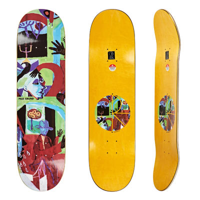 "Polar Skate Co. 8,5"" Paul Grund Moth House"