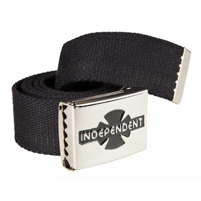 Independent Belt Clipped Black