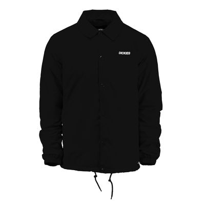 Dickies Dewitt Coach Jacket Black