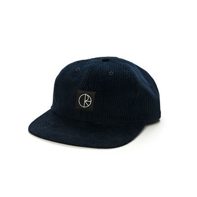 Polar Skate Co. Corduroy Cap Navy