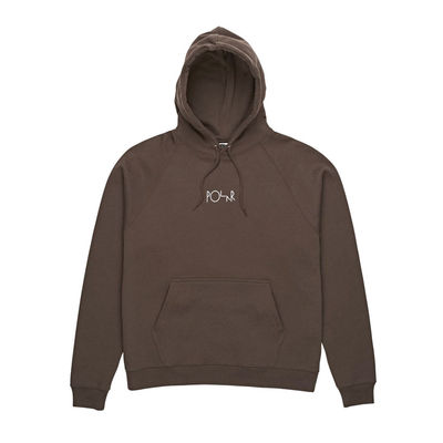 Polar Skate Co. Default Hood Brown