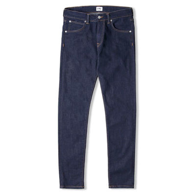 Edwin ED-85 CS Night Blue Denim Rinsed