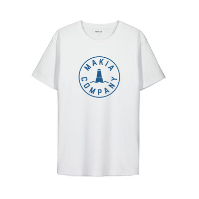 Makia Beacon T-Shirt White
