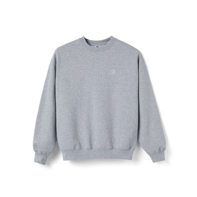 Polar Skate Co. Team Crewneck Sport Grey
