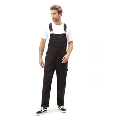 Dickies Valdosta Bib Black