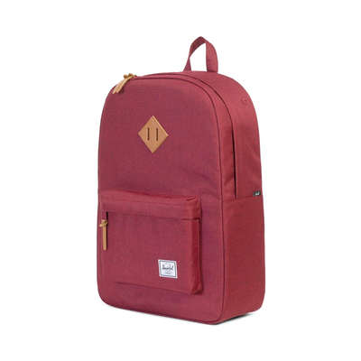 Herschel Heritage Winetasting Crosshatch/Tan Leather