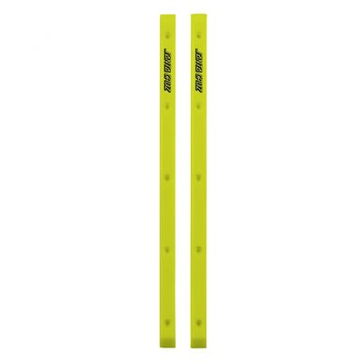 Santa Cruz Slimline Rails Neon Yellow