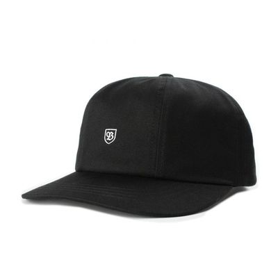 Brixton B-Shield III Cap Black