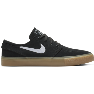 Nike SB Stefan Janoski RM Black / White-Black-Gum Light Brown
