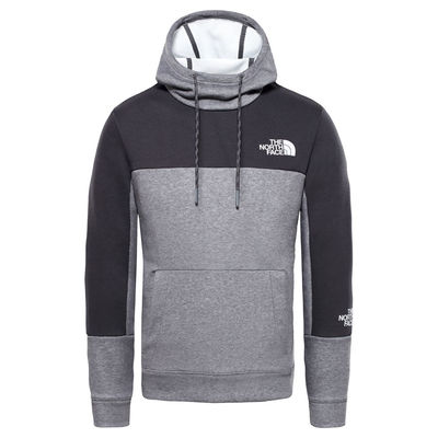 The North Face Light Hoody TNF Medium Grey Heather