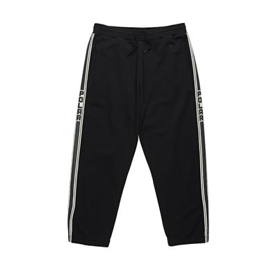 Polar Skate Co. Tape Sweatpants Black