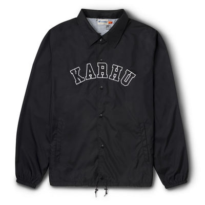 Karhu Worldwide Coach Jacket Black