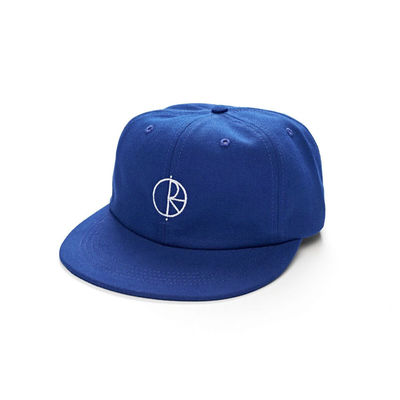 Polar Skate Co. Canvas Cap Royal Blue
