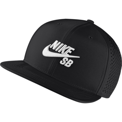 Nike SB Aerobill Hat Black/White