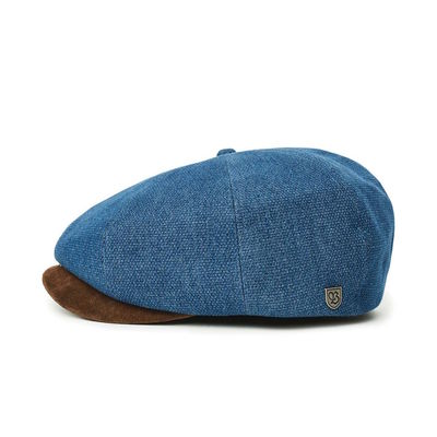 Brixton Brood Indigo/Brown