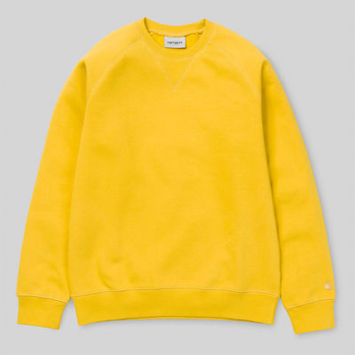 Carhartt WIP Chase Sweat Quince/Gold