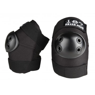 187 Killer Pads Elbow Black