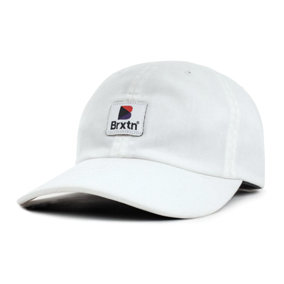 Brixton Stowell MP Cap Off White