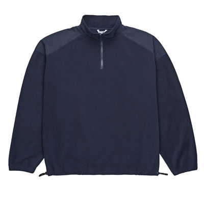 Polar Skate Co. Lightweight Fleece Pullover Navy