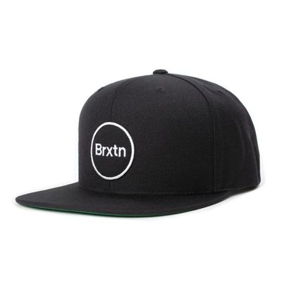Brixton Gate IV MP Snapback Black