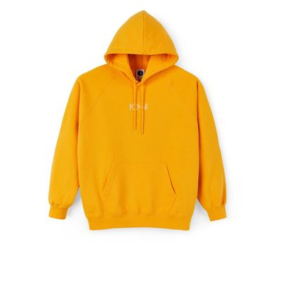 Polar Skate Co. Default Hoodie Yellow